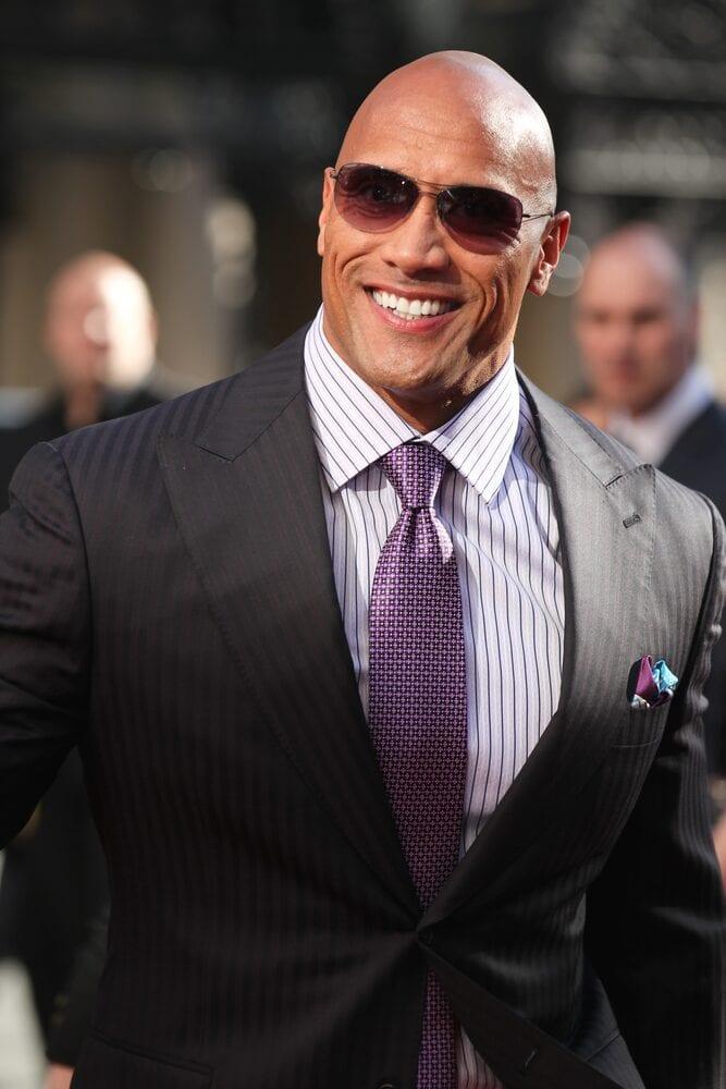 El impecable estilo de moda de Dwayne «The Rock» Johnson