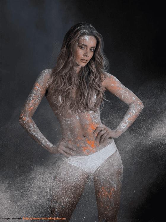 Alejandra Buitrago desnuda