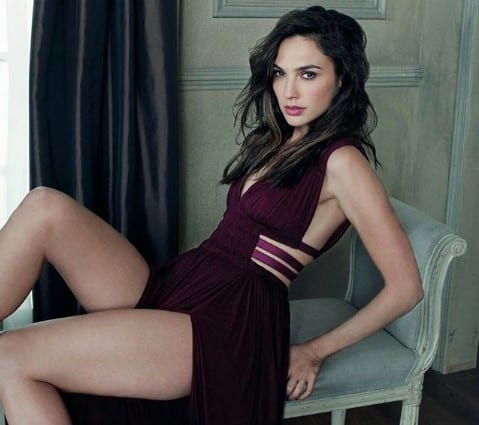 Fotos de la sexy Wonder Woman, Gal Gadot