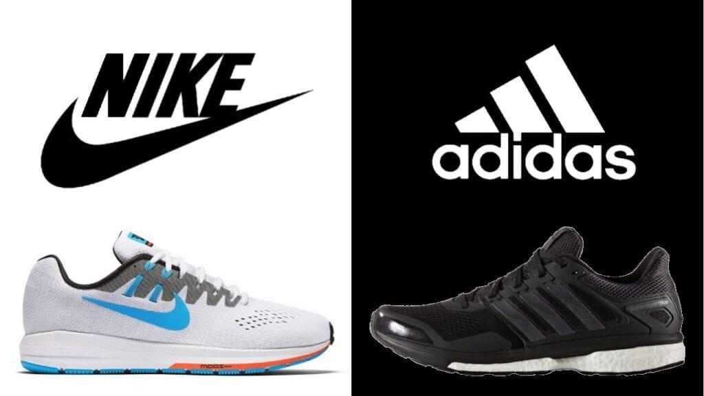 crisis Limitado detergente  Zapatillas más caras ¿Nike o Adidas? - Mensquare