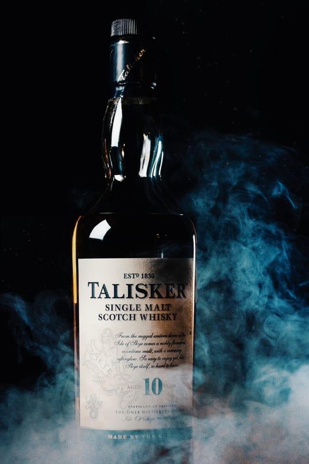 Whisky estilo