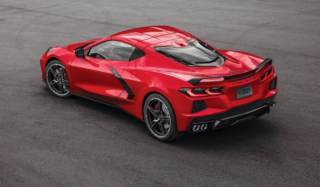chevrolet corvette stingray 1