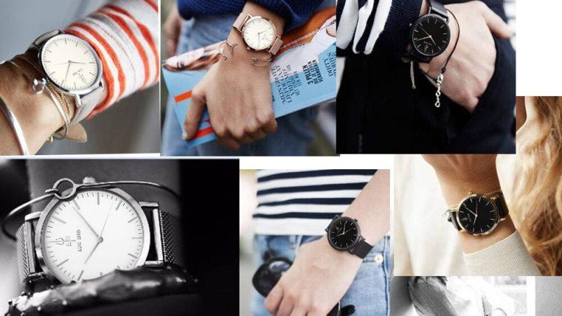 cropped Marca de lujo King Hoon hombres mujeres vestido relojes moda nylon deporte casual reloj de cuarzo
