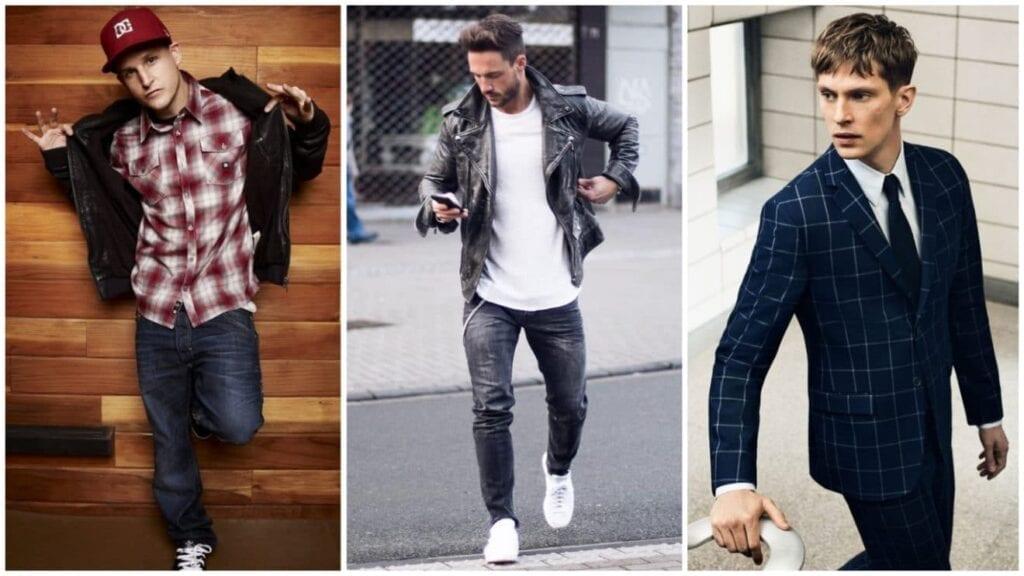 Tendencias de moda masculinas actuales que no son difíciles de llevar