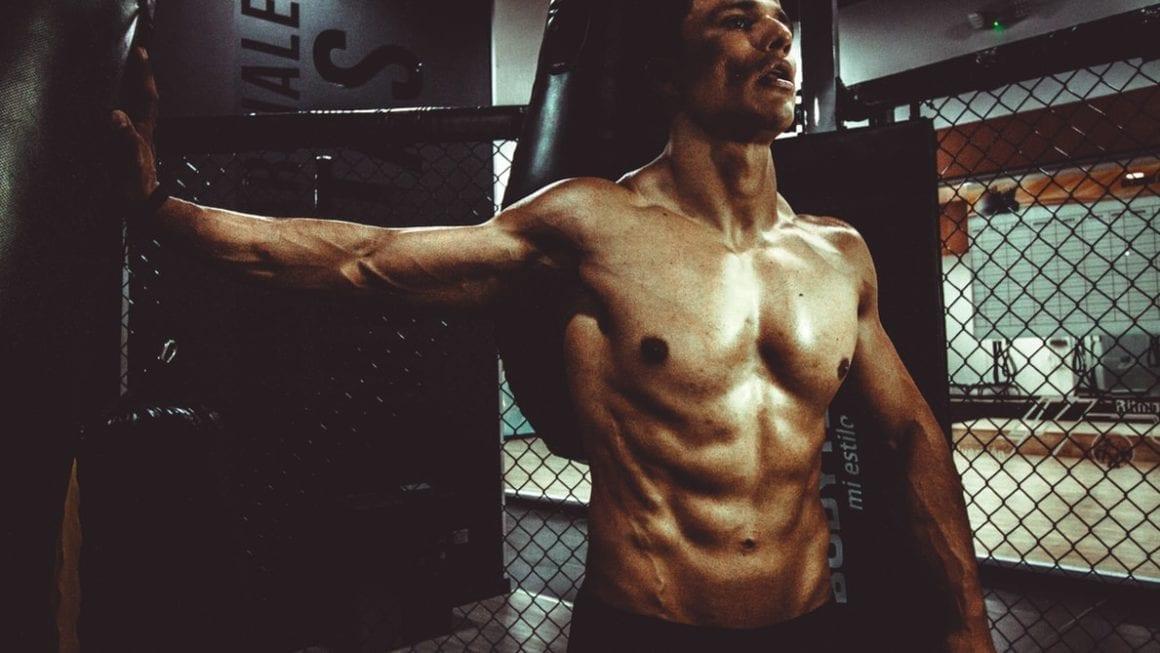definir musculos sin aumentar volumen