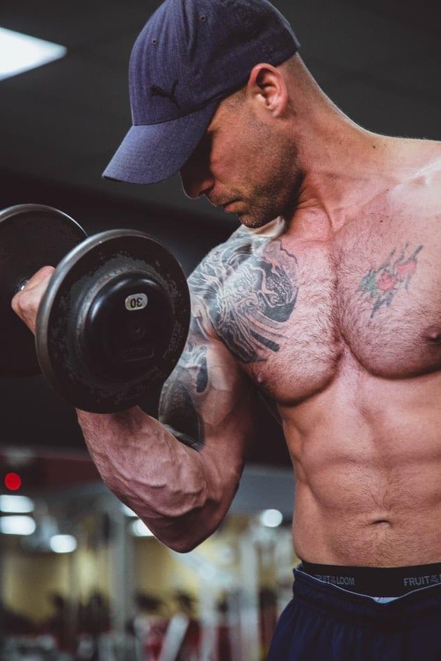 Cómo aumentar los músculos