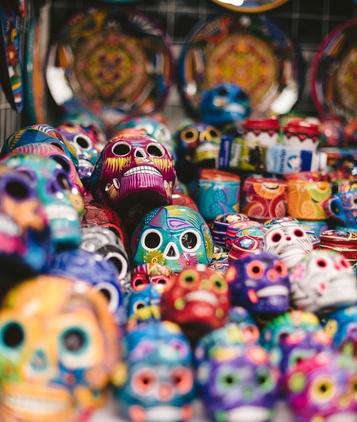 Lugares modernos de México