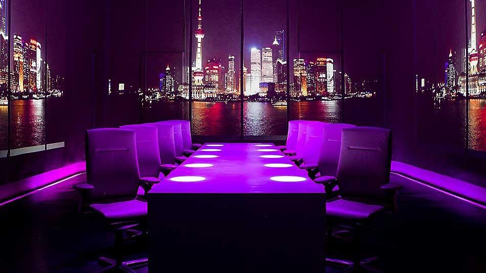 Ultraviolet. Shanghái