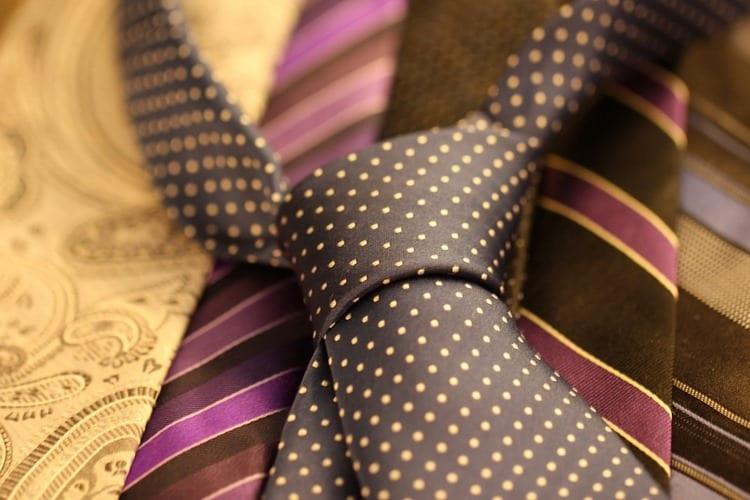 La corbata, el toque elegante e imprescindible para el hombre